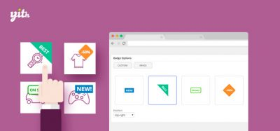YITH WooCommerce Badge Management Premium 1.4.0
