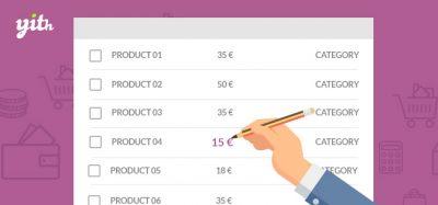 YITH WooCommerce Bulk Product Editing Premium 1.2.24