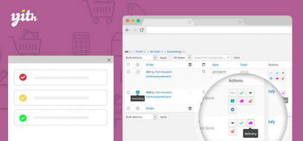 YITH WooCommerce Custom Order Status Premium 1.2.9