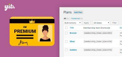 YITH WooCommerce Membership Premium 1.3.27