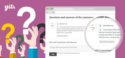 YITH WooCommerce Questions and Answers Premium 1.3.22