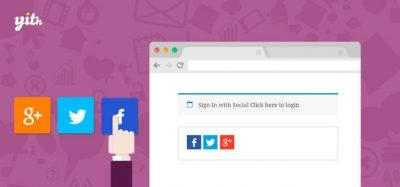 YITH WooCommerce Social Login Premium 1.6.2