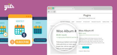 YITH WooCommerce Subscription Premium 2.1.0