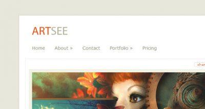 Elegant Themes ArtSee WordPress Theme 5.0.12