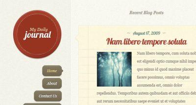 Elegant Themes DailyJournal WordPress Theme 2.6.13