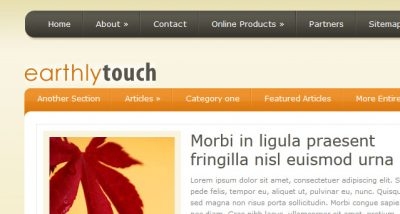 Elegant Themes EarthlyTouch WordPress Theme 5.0.12