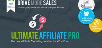 Ultimate Affiliate Pro WordPress Plugin 6.4