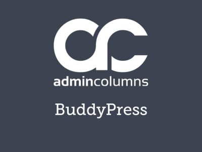 Admin Columns Pro BuddyPress Addon 1.4.1