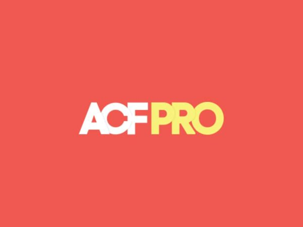 Advanced Custom Fields (ACF) Pro 5.8.12