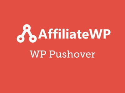 AffiliateWP Pushover Notifications Addon 1.1