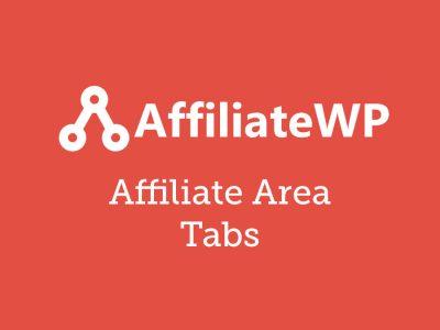 AffiliateWP Affiliate Area Tabs Addon 1.2.8