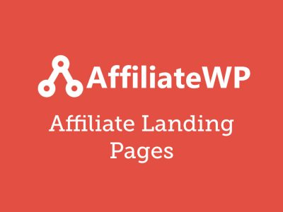 AffiliateWP Affiliate Landing Pages Addon 1.0.4