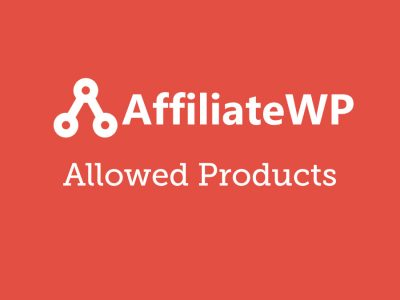 AffiliateWP Allowed Products Addon 1.1.2