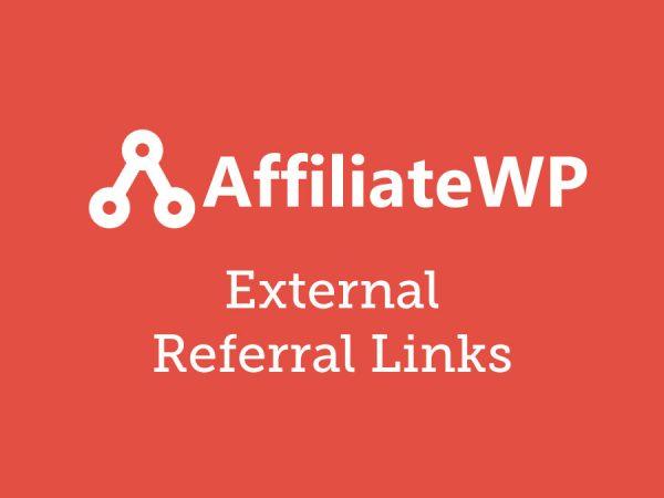 AffiliateWP External Referral Links Addon 1.1.2