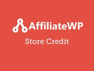 AffiliateWP Store Credit Addon 2.3.4