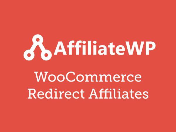 AffiliateWP WooCommerce Redirect Affiliates Addon 1.0
