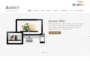 Themify Agency WordPress Theme 2.4.9