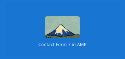 AMPforWP - Contact Form 7 for AMP 1.40