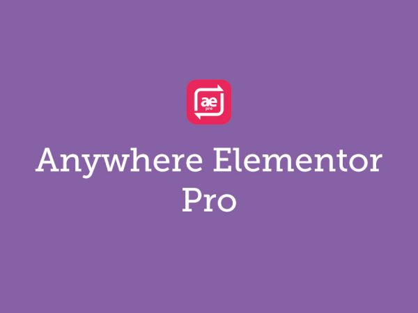 AnyWhere Elementor Pro WordPress Plugin 2.19