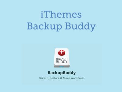 iThemes BackupBuddy WordPress Plugin 8.4.18.0