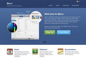 Themify Bizco WordPress Theme 2.6.9