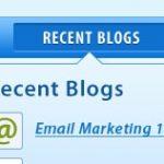 blogs-widget