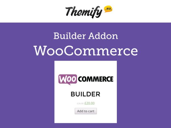 Themify Builder WooCommerce Addon 2.0.7