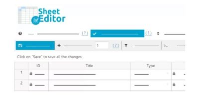 WP Sheet Editor Events Pro 1.0.37