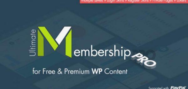 Ultimate Membership Pro WordPress Plugin 9.5.1