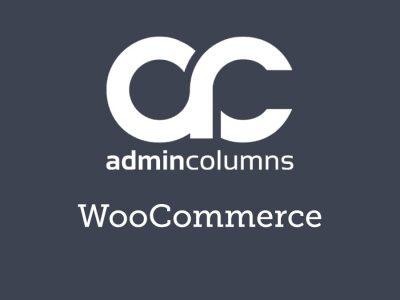 Admin Columns Pro WooCommerce Addon 3.3.7