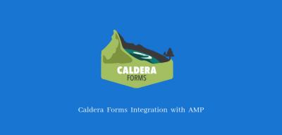 AMPforWP - Caldera Forms 1.2.5