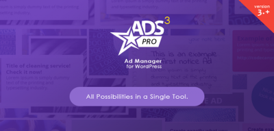 Ads Pro Plugin - Multi-Purpose WordPress Advertising Manager 4.3.22