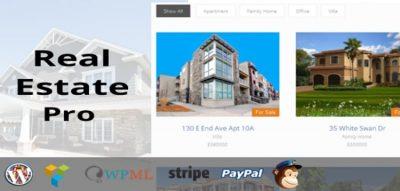 Real Estate Pro - WordPress Plugin 1.9.6
