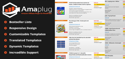 Amazon Affiliate Plugin - Amaplug 1.4.11