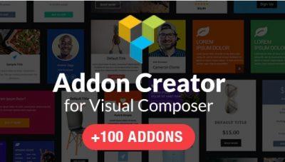 Addon Creator for Visual Composer 1.1.4