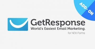 GetResponse for NEX-Forms  7.2