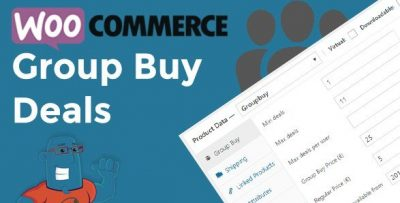 WooCommerce Group Buy and Deals – Groupon Clone for Woocommerce 1.1.20