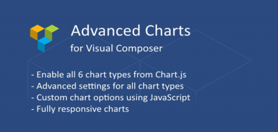 Advanced Charts Add-on for Visual Composer 1.5.2