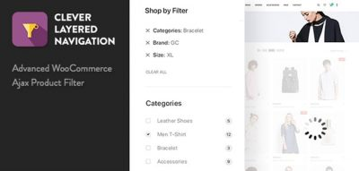 Clever Layered Navigation - WooCommerce Ajax Product Filter 1.5.0