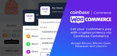 Coinbase Commerce for WooCommerce 1.0.1