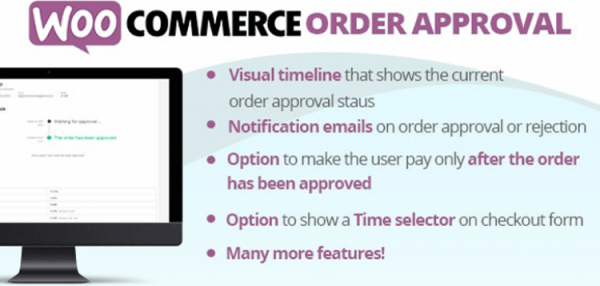 WooCommerce Order Approval 3.9