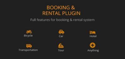 BRW - Booking Rental Plugin WooCommerce 1.2.1