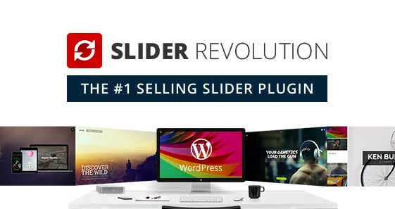 Slider Revolution Responsive WordPress Plugin 6.2.23