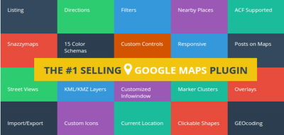 Advanced Google Maps Plugin for Wordpress 5.2.6