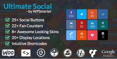 Ultimate Social Deux 7.3