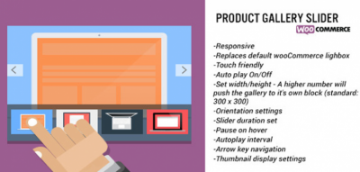 Product Gallery Slider for wooCommerce 1.5.1