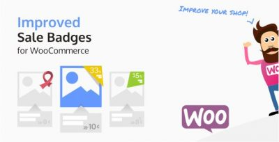 Improved Sale Badges for WooCommerce 4.0.4