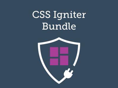 CSS Igniter Bundle