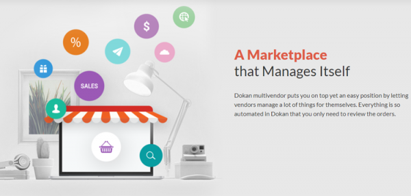 Dokan - The Complete Multivendor e-Commerce Solution for WordPress 2.3.6