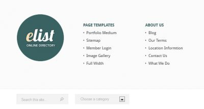 Elegant Themes eList WordPress Theme 3.0.13